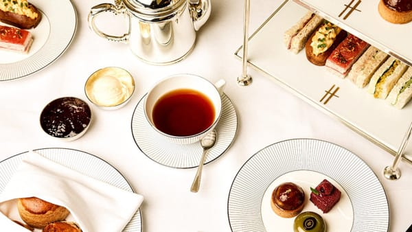 Win a Cream Tea for Two at Harrods!